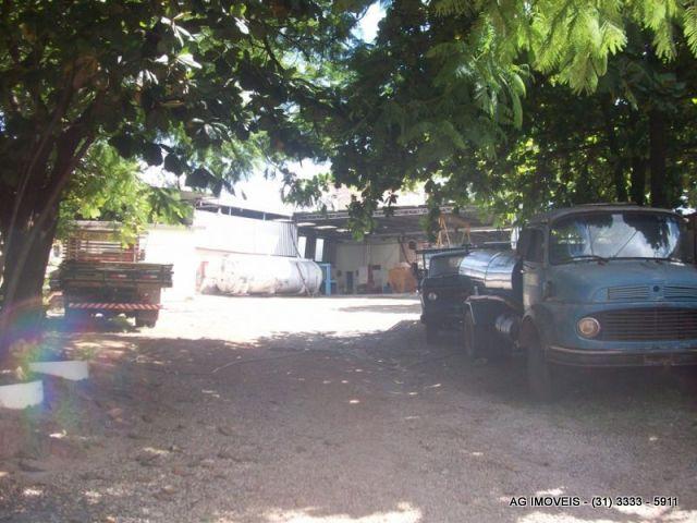 Lote/Terreno à Venda, 1456 m² – CONTAGEM – Terreno Padrão – Industrial